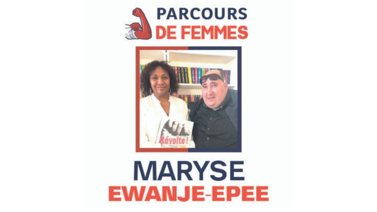 Maryse Éwanjé-Épée
