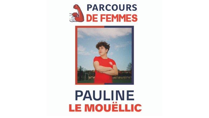 Pauline Le Mouëllic